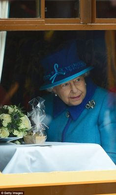 Queen Elizabeeth II celebrates 63 years on the UK throne. She is the longest reigning monach. 9/9/2015