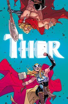 Thor #4 - Russell Dauterman, Colors - The Matt Wilson