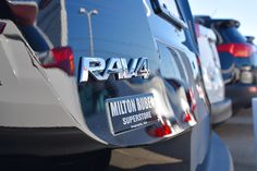 Last month we sold more RAV4s than Camrys...that's practically unheard of!