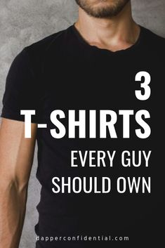 Learn which t-shirts look great on all body types. You can wear them year around and most importantly, they are suitable for a business casual office, travelling to a new city or date night. Mens College Fashion, Trendy Mens Fashion, Stylish Men, Men Fashion, Fashion Photo, Fashion Edgy, Winter Fashion, Fashion Outfits, Business Casual Men