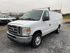 2011 Ford E-350 Extended Cargo Van. 5.4L V8 Gas Engine, Automatic Transmission, Ladder Rack, Shelves, Ext Cargo Area, Power Windows, Power Door Locks, Tilt/Cruise, 200k Miles. One Owner Fleet Maintained. Call JT Auto Sales 717-619-7204, Call/Text 410-596-0596 www.yourtrucksforsale.com