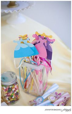 Princess Party. See more at CatchMyParty.com. #princess #partyideas
