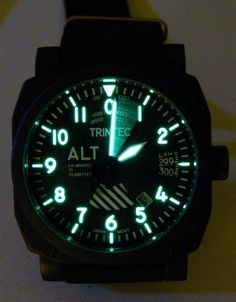 Trintec aviation watch