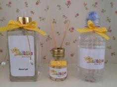 Mimos para Little!  #aguapersonalizada #difusorambiente #alcoolgelperfumado