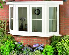 Do you wish to change your house windows? Have you heard of uPVC windows? Do you desire a proper soffit for your house? Know how to get the best of everything you desire. French Casement Windows, Upvc Windows, House Windows, Windows And Doors, Bay Windows, Double Glazed Sash Windows, Bungalow Renovation, House Renovations, Green Windows