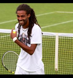 #DreddyTennis Dustin Brown #Wimbledon