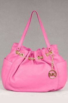 bd053fead699 MICHAEL Michael Kors Jet Set Chain Excess Ring Tote In Zinnia - Beyond the  Rack $269.99