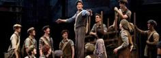Kings of New York to Take Show on the Road! NEWSIES National Tour to Launch from Philadelphia in Fall 2014