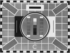 "A selection of genuine BBC test card music from the early not played in any particular order, starting with Sophie Tucker's ""Some of These Days"" played as a French musette waltz by the Roger Roger Orchestra. Back To The 50s, Test Card, Classic Tv, Retro, Queen Elizabeth, Bbc, In This Moment, History, Cards"
