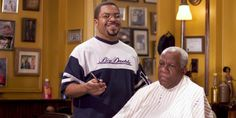 Ice Cube Returns For Barbershop 3 Barber Shop 2, Comedy Drama Movies, Tim Story, Cedric The Entertainer, I Love Him, My Love, Family Night, How To Show Love, Music Tv