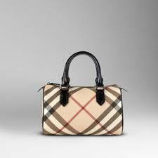 burberry -bag