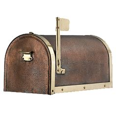 steampunk mailbox. I'm gonna DIY with our old one!