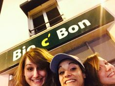 Bio C Bon Friends Trip Paris By Night