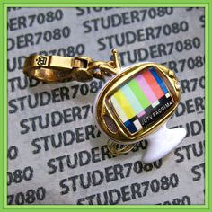 juicy couture charm - retro TV set -juicy couture on eBay
