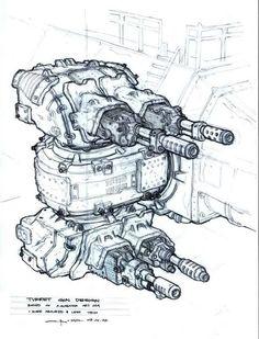 gun turret - Google Search