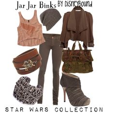 Jar Jar Binks - Star Wars Collection