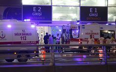 At Least 36 Killed In Terror Attack On Istanbul Airport - BuzzFeed News