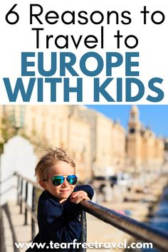 Flying to Europe with a toddler is an easy feat, and the rewards are well worth the trip. Hope you enjoy her post on why you should most definitely travel to Europe with kids! Europe Travel Guide, Travel Guides, Family Vacation Destinations, Travel Destinations, Travel With Kids, Family Travel, London With Kids, Easy, Family Holiday Destinations