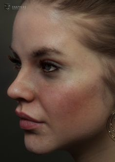 Stop what you're doing and see this full CGI of Hungarian model: Barbara Palvin | CG Daily News