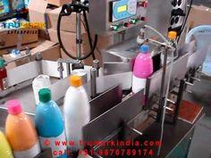 ROUND bottle labeling machine, Automatic pet bottle labeller, wrap around sticker labelling machine
