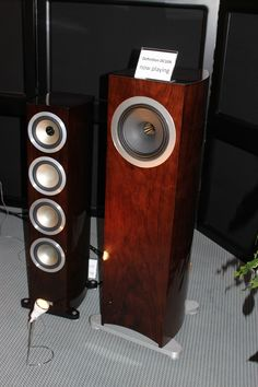 Tannoy Precision 6 and Definition