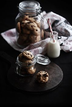 Peanut Butter & Chocolate Cookies from Call me Cupcake