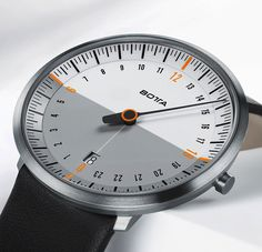 Botta Design UNO 24 NEO single-hand watch