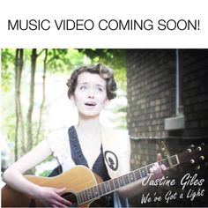 Video coming soon for We've Got a Light! Single is available worldwide!  Canadian link: https://itunes.apple.com/ca/album/weve-got-a-light/id844850364?i=844850394&uo=4