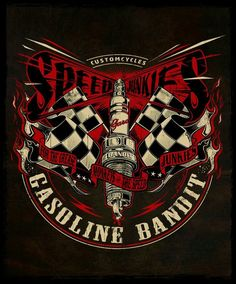 Shirts for Speed Junkies Rockabilly T Shirt, Hot Rods, Bicycle Tattoo, Sign Fonts, Car Tattoos, Motorcycle Logo, Cars Coloring Pages, Silhouette Clip Art, Garage Art