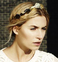 Art Deco Dakota Headband | Jennifer Behr