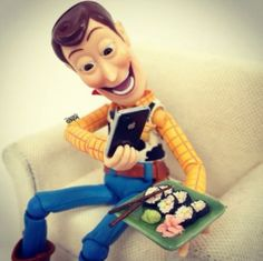 Woody Sushis