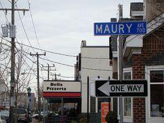 Maury Ave.