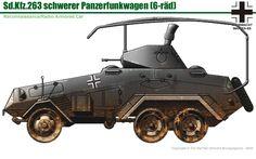 Sd.Kfz.263 (6-rad)