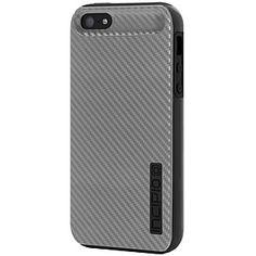 #Incipio Silicrylic DualPro CF Case for #iPhone 5 - Silver / Black $29.99 From #DayDeal