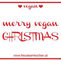 Vegan Christmas, Diy Blog, Merry, Joy Of Cooking, Vegane Rezepte