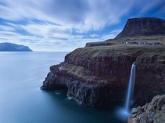 Village, Faroe Islands (NatGeo)
