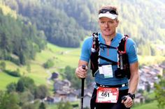 UTMB - The North Face Ultra Trail du Mont Blanc - 2013. Fantastic race.