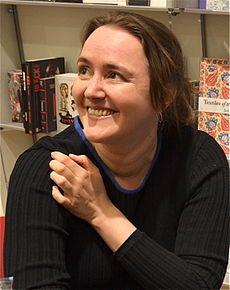 Johanna Koljonen på Akademibokhandeln || Wikipedia