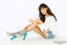 若山あやの・キャンキャンモデル Wakayama Ayano ~ CanCam Model