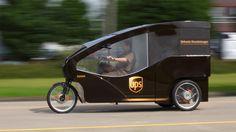 Cargo bikes, built for the short haul
