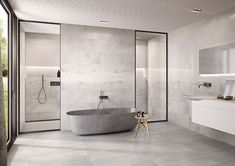 Master Bathroom Layout, Bathroom Goals, Ensuite Bathrooms, Dream Bathrooms, Modern Bathroom Decor, Bathroom Interior Design, Bad Inspiration, Bathroom Inspiration, Luxury Homes Interior