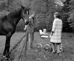 Alexander met Pappa Claus en Mamma Beatrix (NL)
