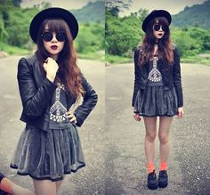 Save the memories (by Tess Lively) http://lookbook.nu/look/4130232-save-the-memories