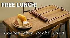 There is always a catch in something touted as free Lunch, The Originals, Free, Lunches