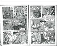 J Jonah Jameson, foreign comics, Taps, Spectacular spider-man, portuguese comics, 1993, foreign comic collectors, collecting foreign variant comic books, page 8