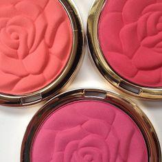 Milani Rose Powder Blushes