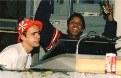 Laurent Garnier in 1991
