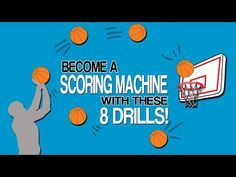 How To Become A Better Scorer! Shooting Guard Workout To Dominate The Wing! In today's video I give you an elite wing scoring workout that y. Basketball Shooting Drills, Basketball Tricks, Basketball Practice, Basketball Plays, Basketball Is Life, Basketball Workouts, Basketball Skills, Basketball Coach, College Basketball