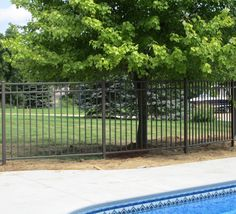 Fence Consultants of West Michigan provides and installs almost every type of maintenence free fence and railing products. Aluminum Fence, Michigan, Deck, Yard, Outdoor Structures, Outdoor Decor, Bronze, Design, Aluminium Fencing