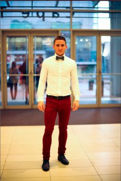 Cape Town Fashion Week 2012 - me